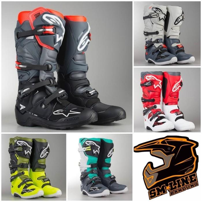 ... harga Sepatu boots cross alpinestar tech 7 2017 Tokopedia.com afe2e0da6c