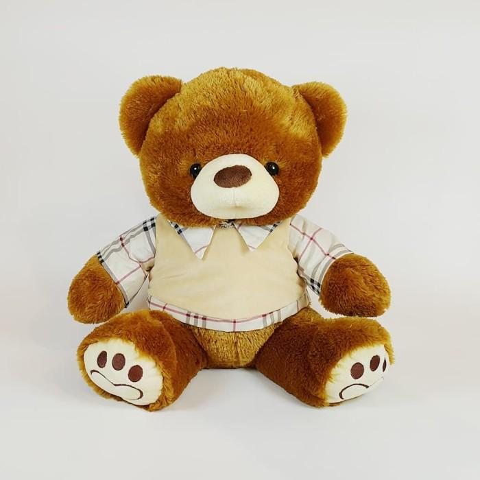 harga Istana boneka - bear ivonne brown with baju Tokopedia.com