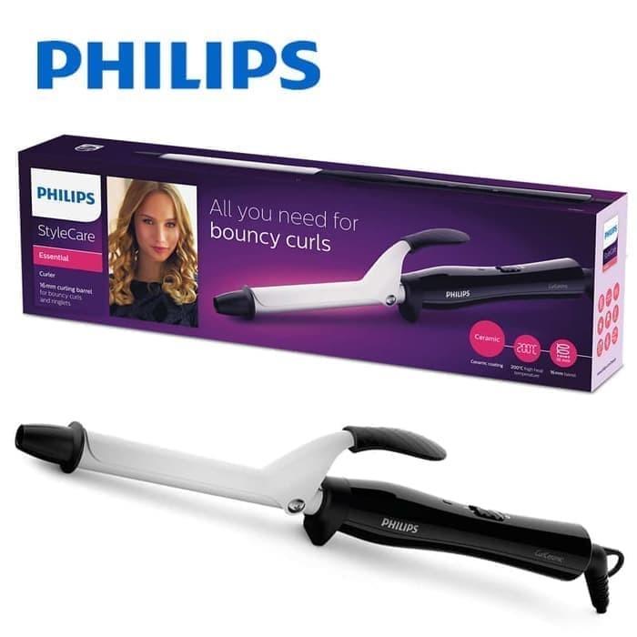 Foto Produk Hair curler Curly Pengeriting Rambut PHILIPS BHB862 BHB 862 BHB-862 dari Asia Indah