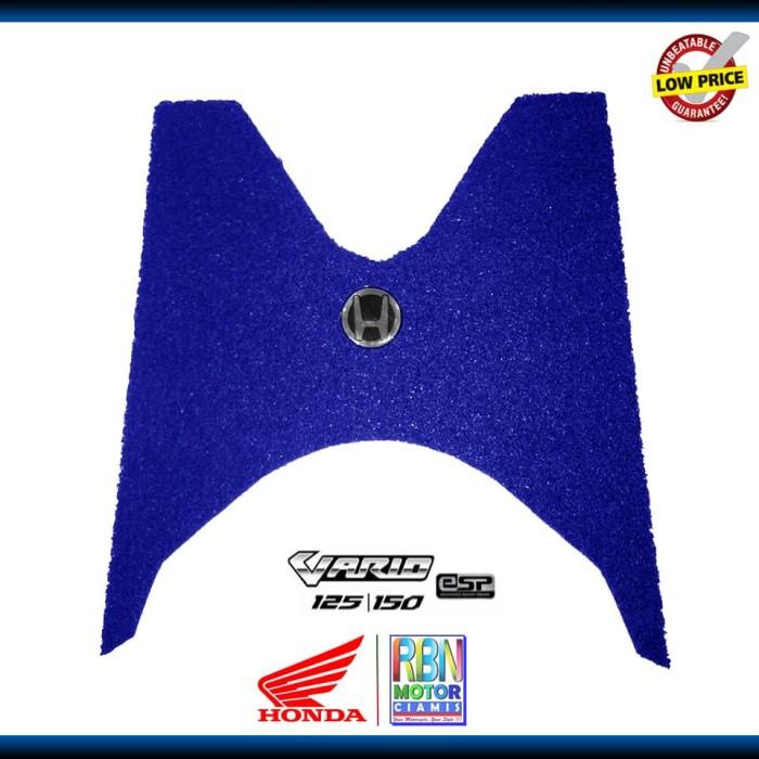 Karpet Sintetis For Honda Vario Techno 125/150 FI (LED) - Hitam