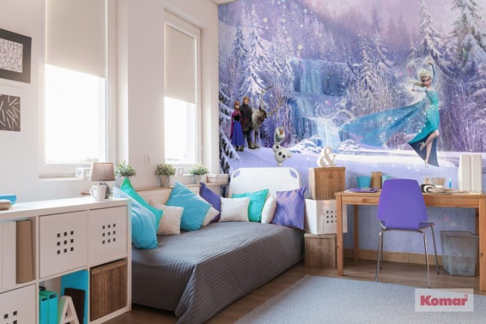 Jual Wallpaper Dinding Anak Cewek Wallpaper Frozen Anak Kamar Anak Jakarta Pusat Suprereme Tokopedia