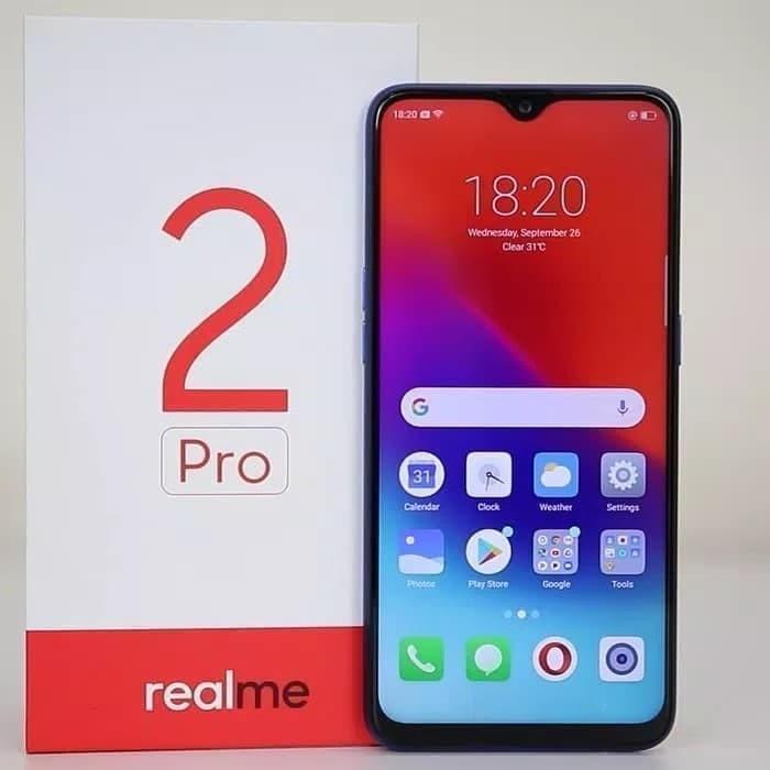 Jual Hp Realme 2 Pro Realme 2 Pro 4gb 64gb Ram 4 64gb Garansi Resmi Jakarta Timur Nazara Haga Phone Tokopedia
