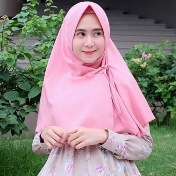 Jual Pet Aurora Jilbab Instan Variasi Tali Pita Samping Mustard Kota Surakarta Rihana Store Tokopedia