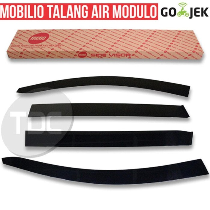Honda mobilio Talang Air MCBC Variasi / Aksesoris Mobil TDC