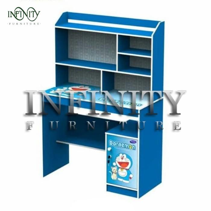 Jual Meja Belajar Anak Karakter Doraemon Mb D4953 Kota Tangerang Infinity Furniture Tokopedia