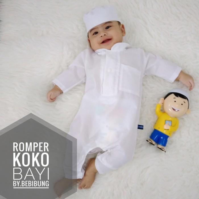 73 Gaya Baju Akikah Baby Boy Terbaik