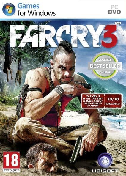 Jual Far Cry 3 Pc Games Kab Tangerang Michigan Games Tokopedia