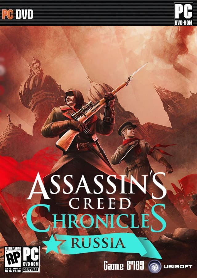 Jual Assassins Creed Chronicles Russia Pc Games Kab Tangerang