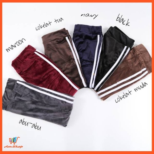 Jual Celana Legging Wanita Legging Bludru Import Pakaian Wania Celana Jakarta Barat Ajimaulana Tokopedia