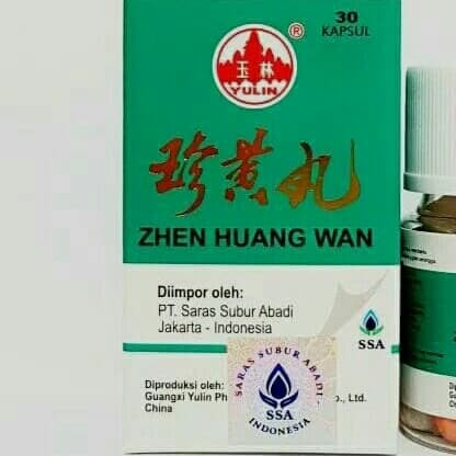 Foto Produk Obat Bisul, Darah kotor, Borok, Gatal-gatal - Zhen Huang Wan dari Niko Mandiri Usaha