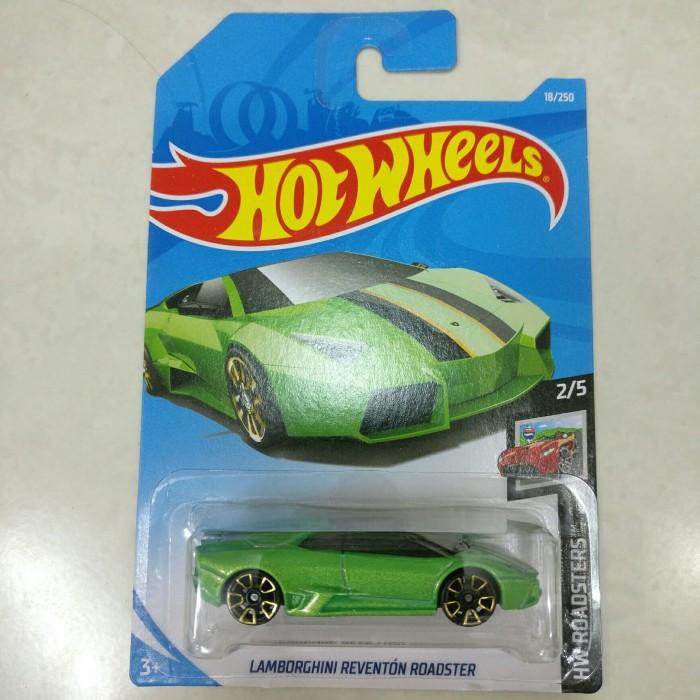 Jual Hot Wheels Lamborghini Reventon Roadster Kota Salatiga