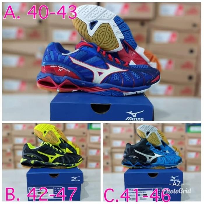 ... harga Sepatu mizuno wave tornado x sport voli running Tokopedia.com 445d2fb77a