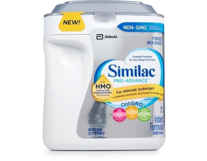 Foto Produk Susu Import Abbott SIMILAC Pro-Advance dari Happy Stuff