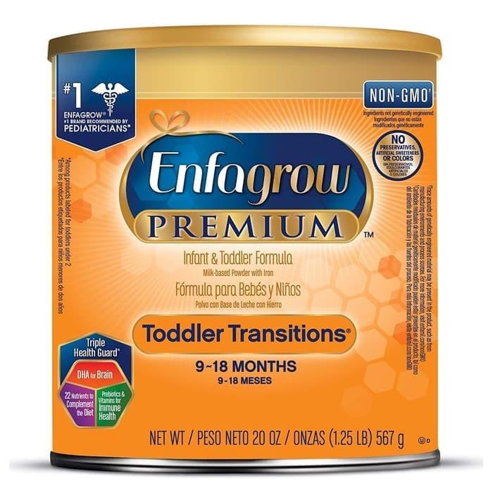 Foto Produk Susu Import Enfagrow PREMIUM™ Toddler Transitions® dari Happy Stuff