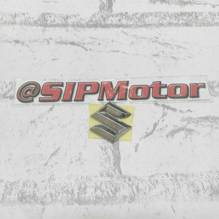 Foto Produk Emblem Logo S Suzuki Ertiga Swift Sx4 Karimun Grand Vitara Jimny Baru dari SIPMotor