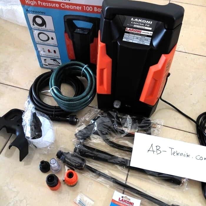 Jual Jet cleaner mesin steam cuci mobil motor lakoni
