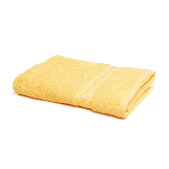 Foto Produk Promo Handuk Merah Putih 70x135 cm Kuning - Handuk Mandi Dewasa Towel dari Pelangi Handuk