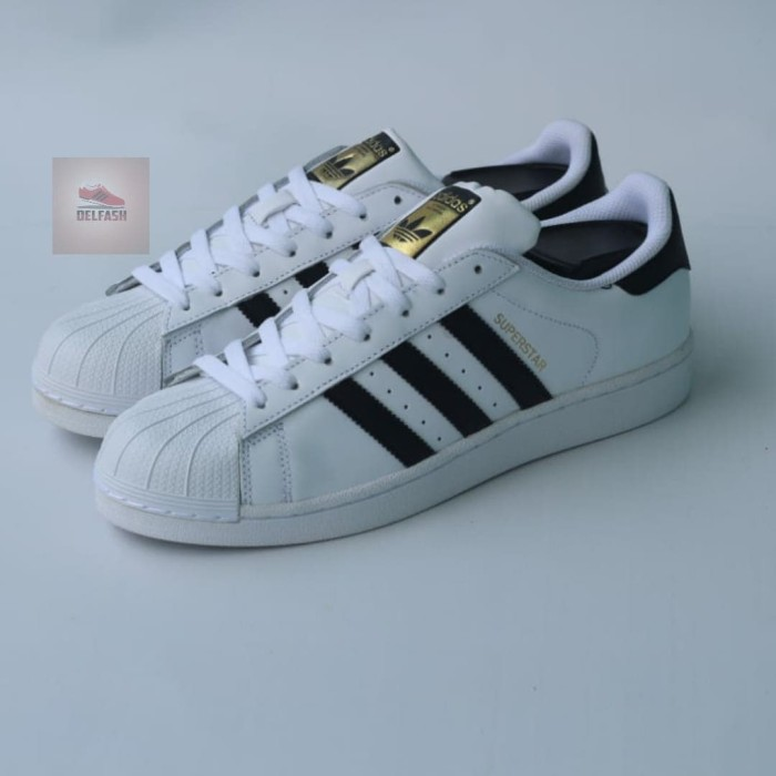 jual adidas superstar white