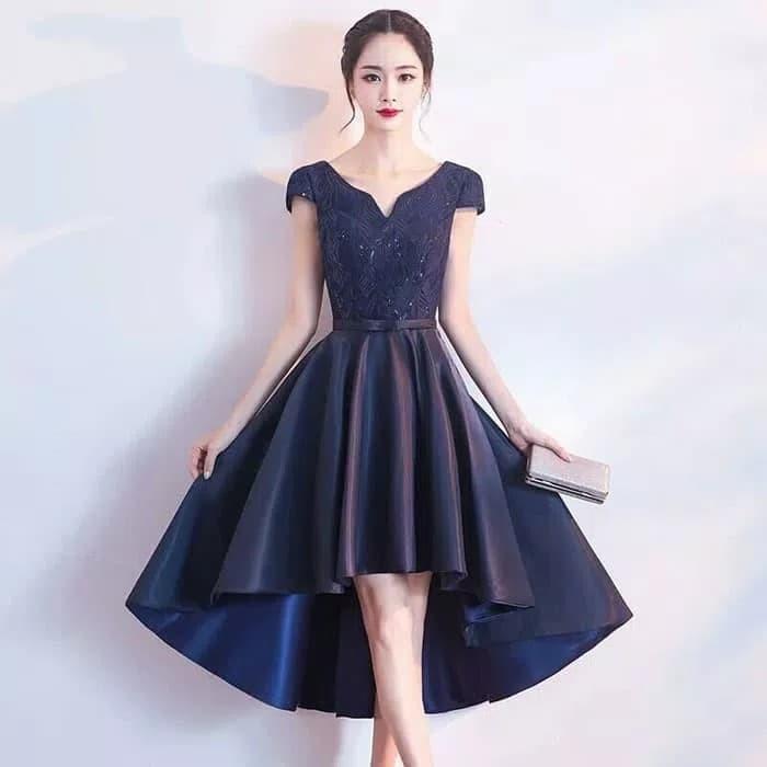 Jual Dress Pesta Elegan Mewah Baju Wanita Gaun Mini Midi Seragam Unik Jakarta Pusat Bell S Boutique Tokopedia