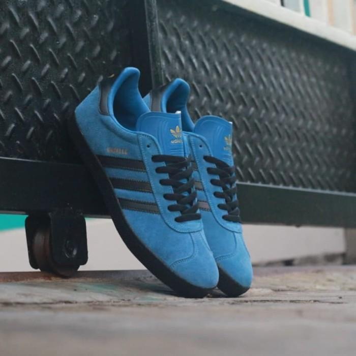 Jual Sepatu Adidas Gazelle 2 Original Blue Sol Black Kab. Tangerang DELTA SPORTA Tokopedia  Tokopedia