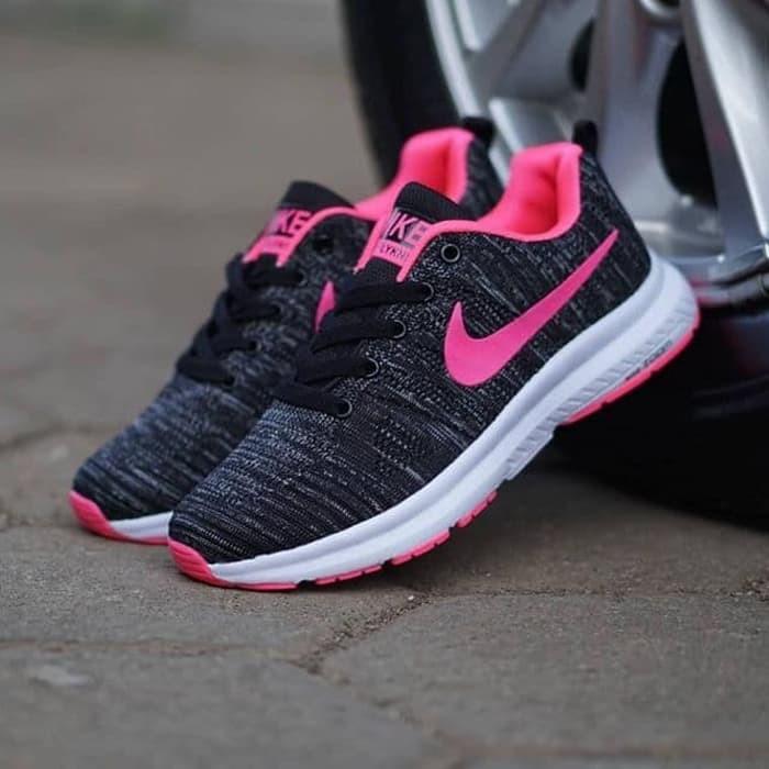 Jual TERMURAH Sepatu Nike Zoom Spor Casual kets Wanita - Sepatu ... ec53a6d401