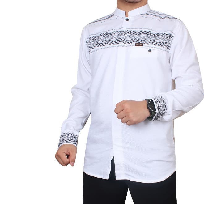 baju koko pakistan gamis baju muslim pria baju taqwa baju sholat ae 14f0975576