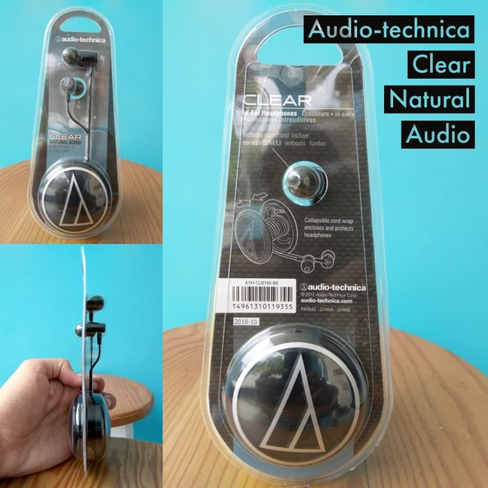 harga Audio technica ath -100clr100 Tokopedia.com