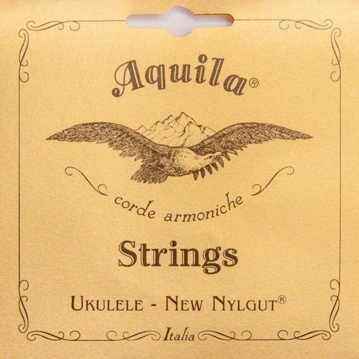 harga Aquila 55u new nylgut concert senar ukulele strings (1 red 3rd) Tokopedia.com