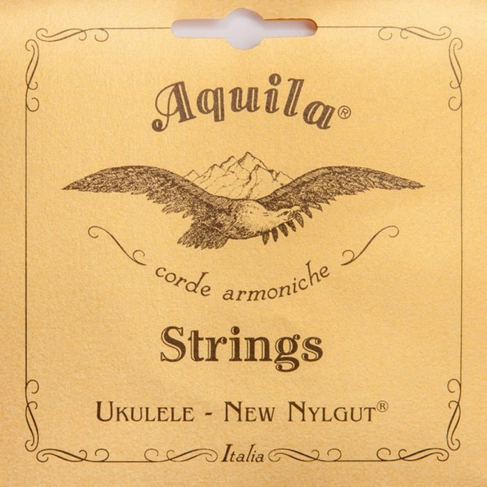 harga Aquila 10u new nylgut tenor regular tuning senar ukulele strings Tokopedia.com