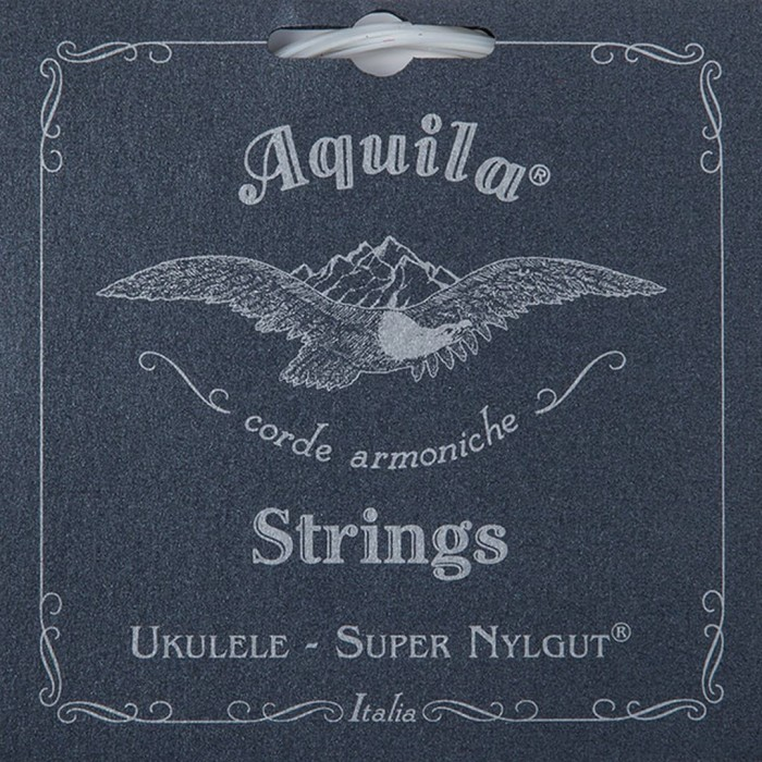harga Aquila 100u super nylgut soprano high g tuning ukulele strings Tokopedia.com