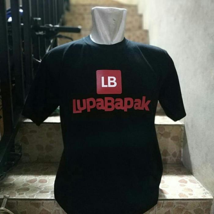 Jual Kaos Tshirt Baju Unik Lupabapak Jakarta Timur Faylashop Tokopedia