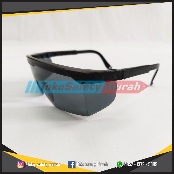 Jual Kacamata Las Hitam Alat Safety Proyek Kacamata Tukang Gerinda ... 78b3aaab99