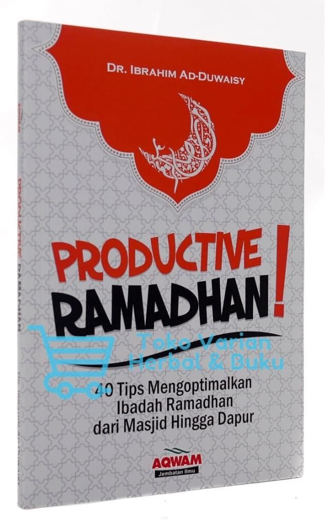 Jual Buku Productive Ramadhan Aqwam Kab Klaten Toko Varian Herbal