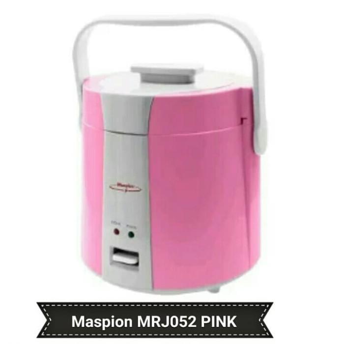 Maspion Rice Cooker Travelling / Mini Travel Cooker / Maspion MRJ-051