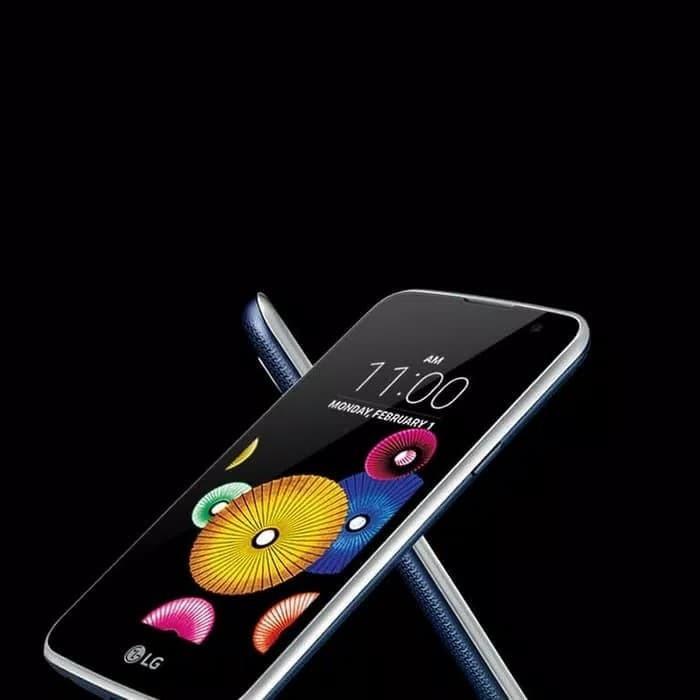HP ANDROID LG K4 LTE K130Y GARANSI RESMI 4GB 8GB NEW - Hitam