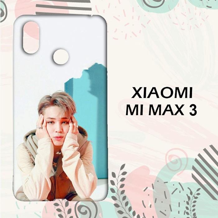 Jual Casing Xiaomi Mi Max 3 Hardcase Hp Bts Jimin Wallpaper Li0331 Kota Semarang Unicorncase Tokopedia
