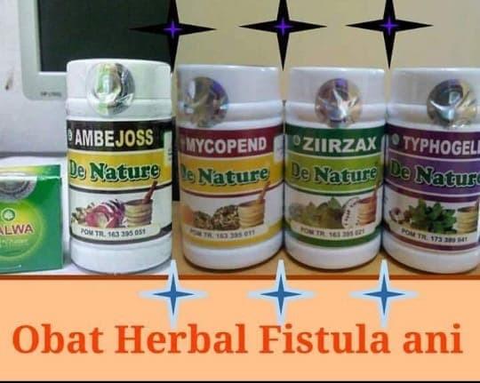 Foto Produk Paket Ampuh Obat Herbal Fistula Ani De Nature dari Pusat De Nature Herbal