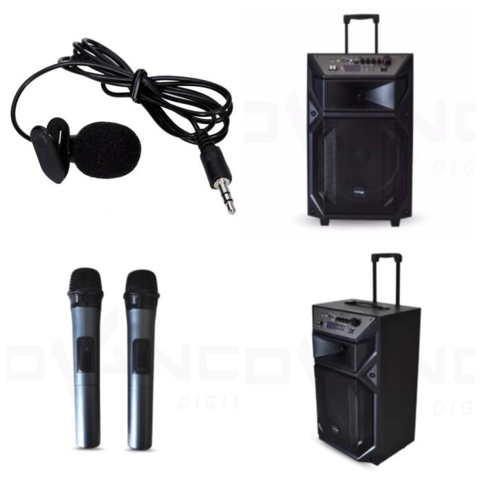 harga Speaker wireless meeting advance k-h1271n 12 inch plus 3 mic 12 Tokopedia.com