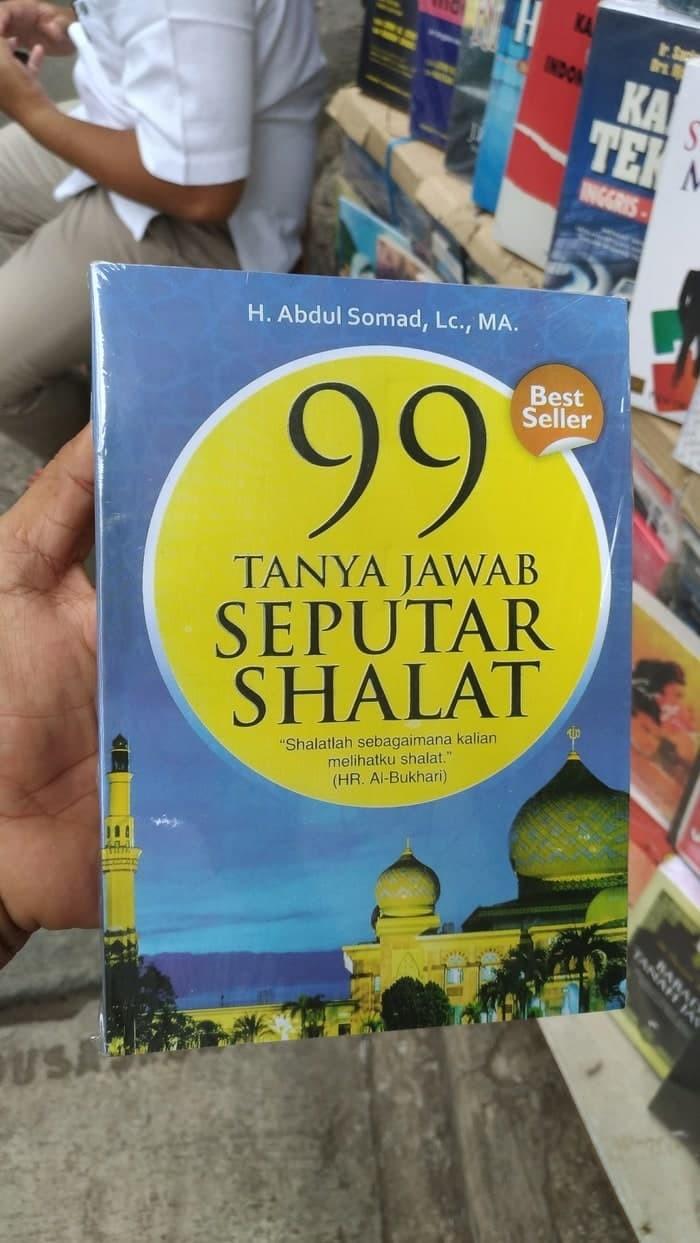 Jual Buku 99 Tanya Jawab Seputar Shalat Ustadz Abdul Somad Lc MA Jakarta Timur Bang Endut