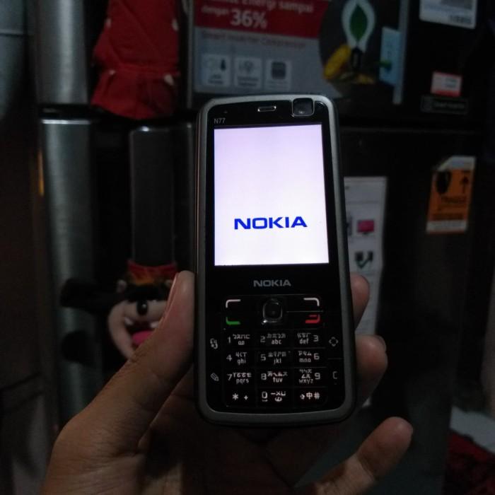 Foto Produk Nokia n77 bukan nokia n73 70 78 79 dari nokia 3250 dan 7390