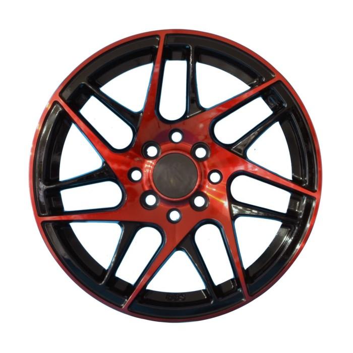 harga Velg amw 7464 bbs ring 15x6.5 h8x100/114.3 et 35 Tokopedia.com