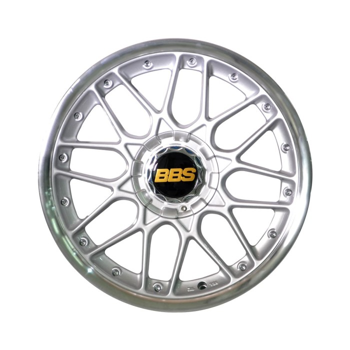 harga Velg bbs rs11 ring 17x7.5/8.5 h8x100/114.3 sml-cr Tokopedia.com