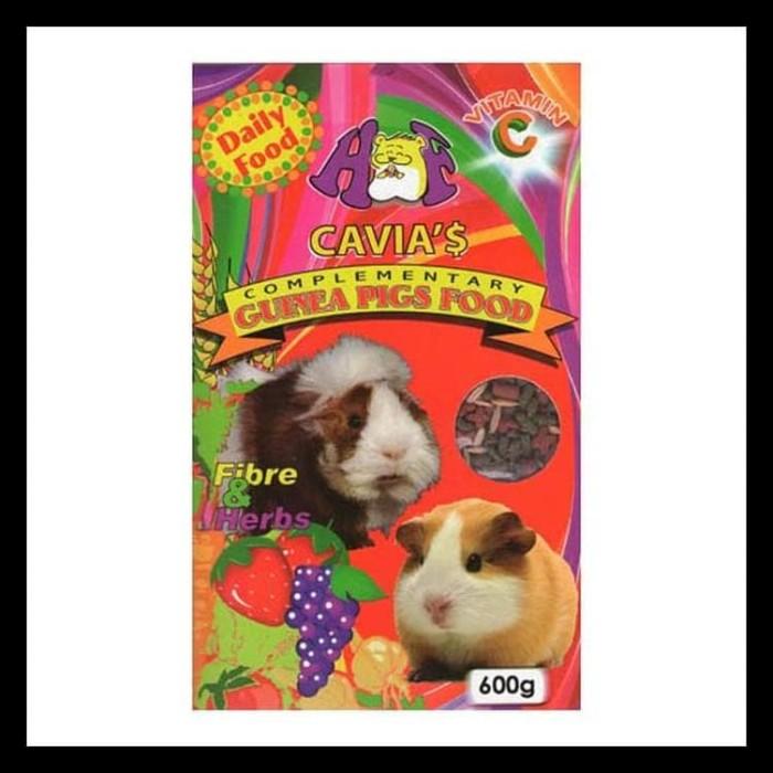 Jual Hamsf Guinea Pig 600gr Cavias Makanan Marmut Gratis Ongkir