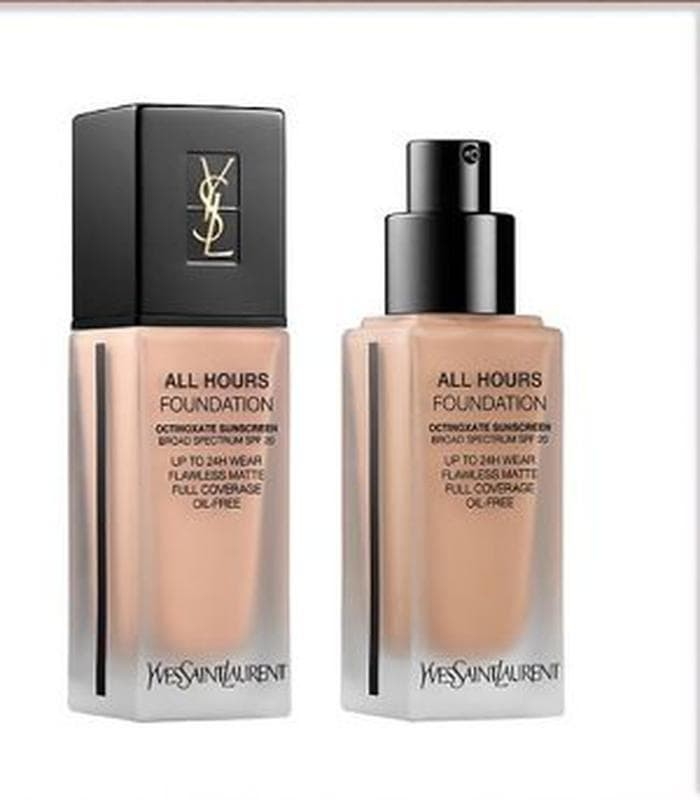 820393e46af25 Jual YSL ALL HOURS FULL COVERAGE MATTE FOUNDATION CP 1.025 Termurah ...