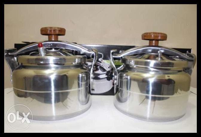 Oxone Panci Presto Aluminium 12 Liter Ox-2012 - Silver Berkualitas