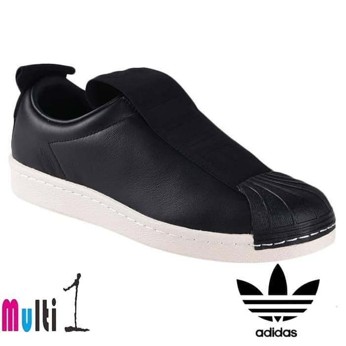 sports shoes 9cfbe ace07 Jual Sepatu adidas original Superstar BW3S Slip On BY9140 - Khayru Grosir  ID | Tokopedia