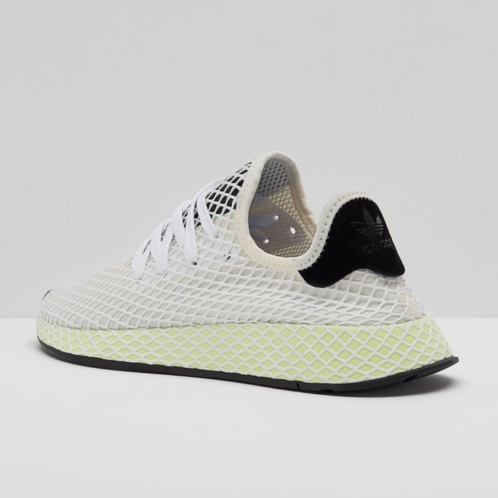 127e1938e Jual Sepatu adidas Originals Deerupt Runner - Chalk White - A.T.P ...