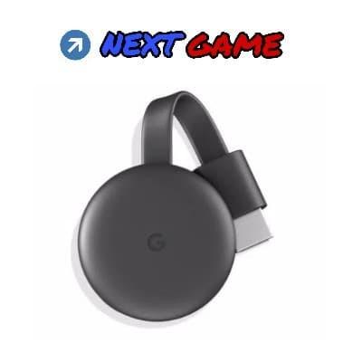 harga All new google chromecast 3rd generation - versi 3 warna hitam Tokopedia.com