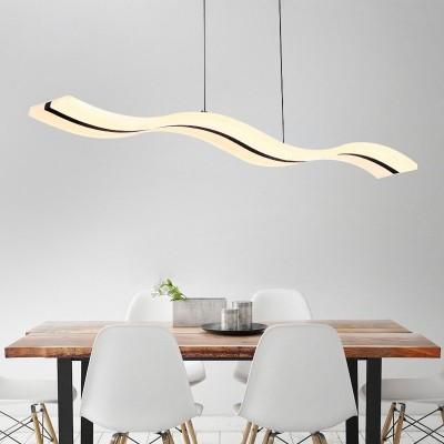 Jual Everflower Modern Led Pendant Light Ceiling Chandelier Lamp For Jakarta Pusat Ax Mall Tokopedia