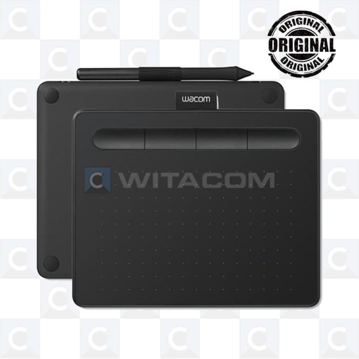 harga Wacom ctl-4100wl/k0-cx intuos pen bluetooth small black Tokopedia.com